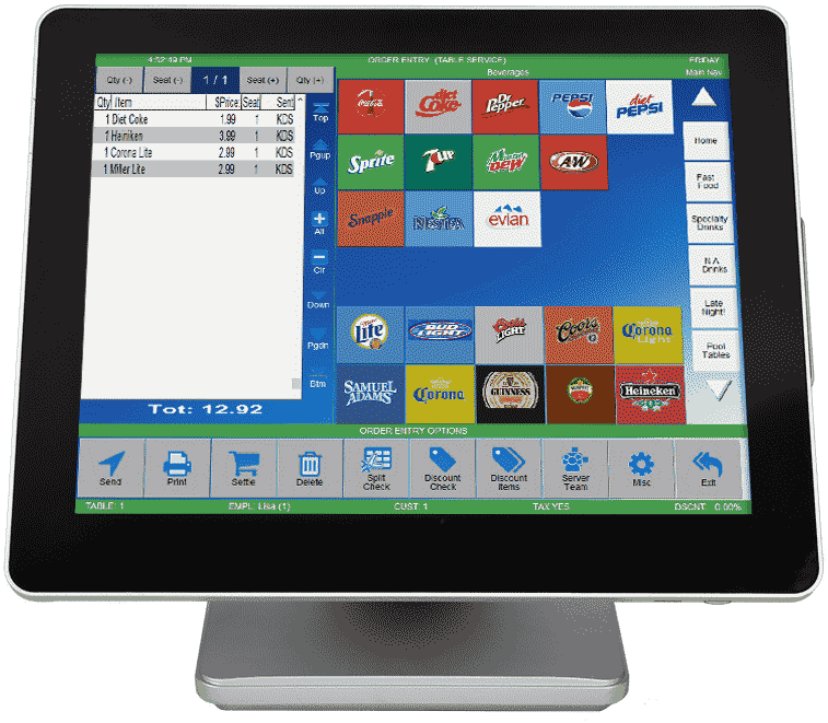 Restaurant Cloud Pos Systems One Stop I T Point Of Sale